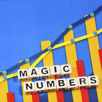 Magic numbers of oil